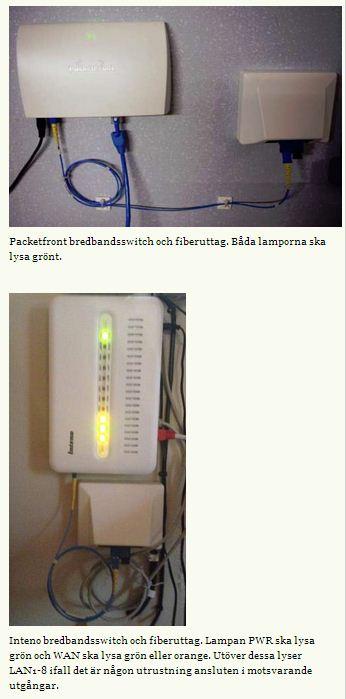 vad är en bredbandsswitch